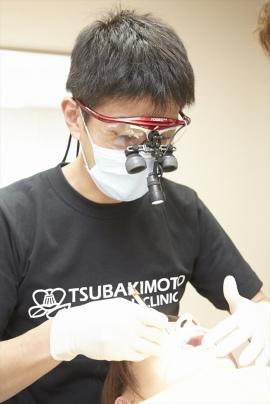 院長・歯科医師 椿本貴昭