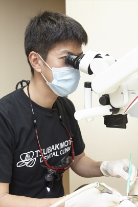 当院でもマイクロスコープ、NiTiファイル等を導入し、より精度の高い根管治療を行えるよう努めております