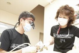 椿本歯科医院について
